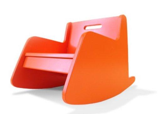 SOS rocker orange