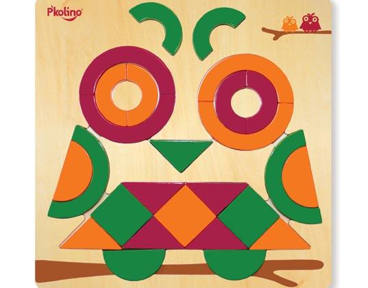 Pko owl puzzle