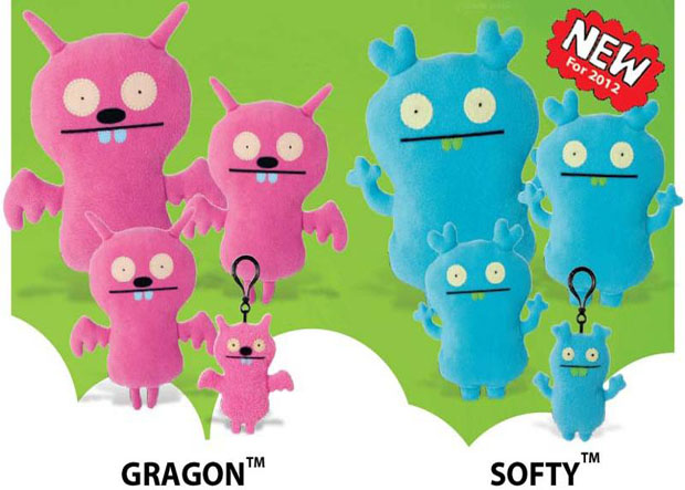 Ugly 2012 gragon softy