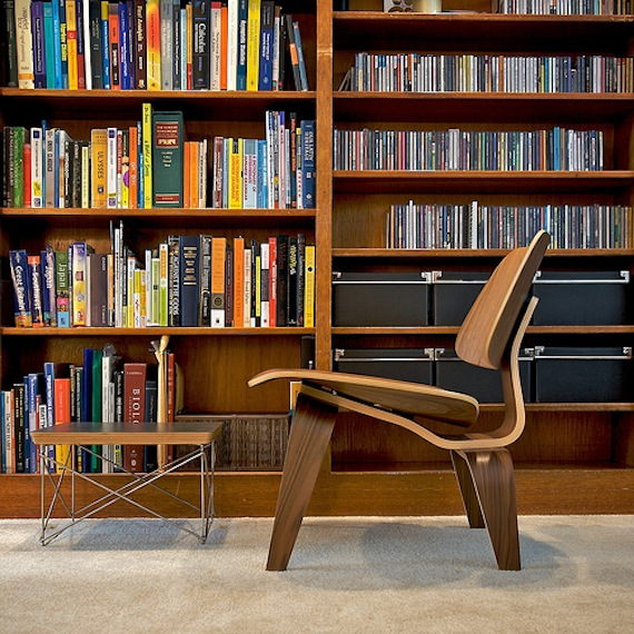 Molded ply lounge