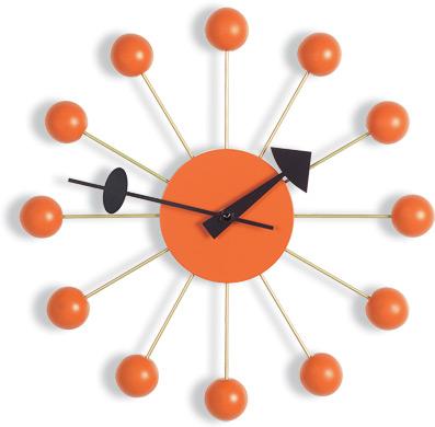 Nelson bclock orange