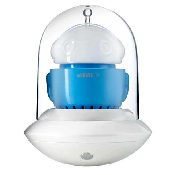 Alessi forever lamp blue