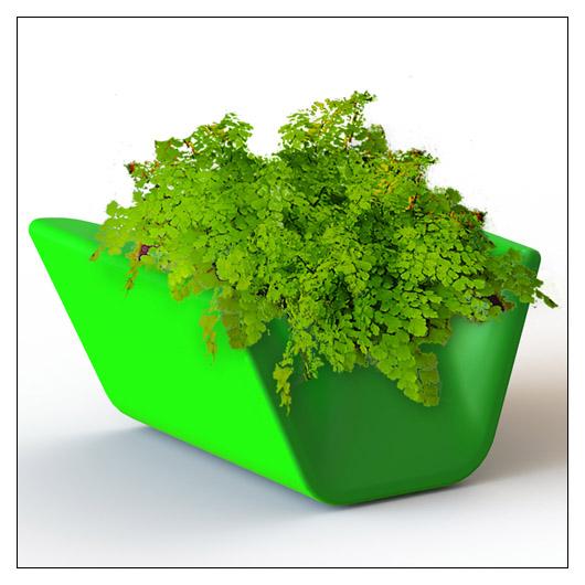 Otto grn planter